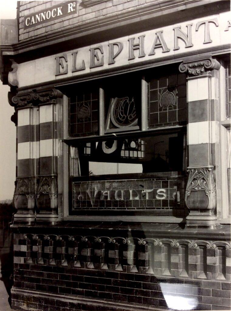 Photo of original pub