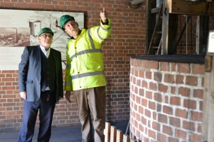 Developers at black country living museum