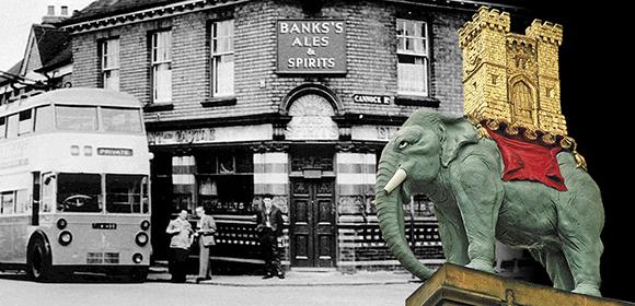 Elephant and castle pub wolverhampton
