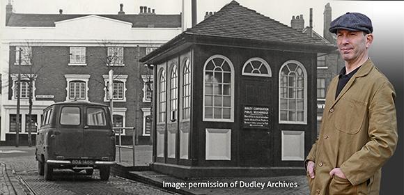 Dudley weighbridge office